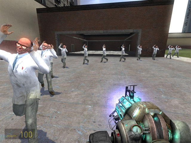 Garrys Mod 10(ENG) 2007