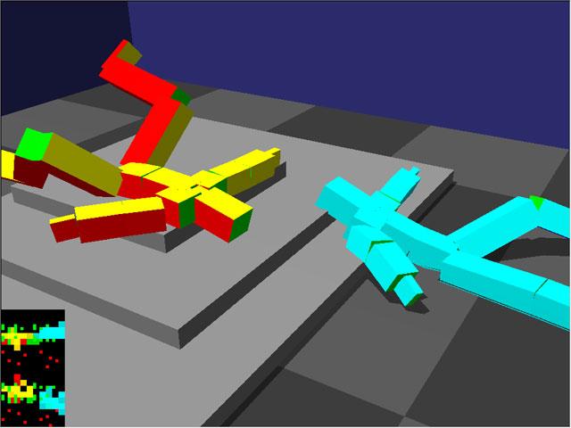 Fun Motion Slightly Miswired Robot Ragdolls Shuffle About