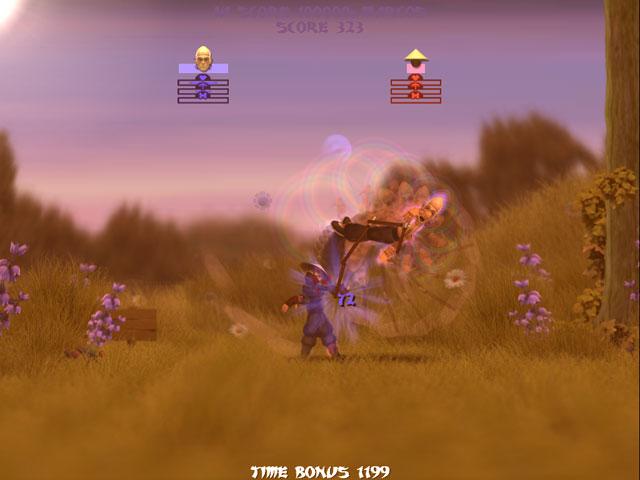 (Rag Doll Kung Fu Game Screenshots).