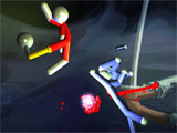 Screenshot of a Physics Game